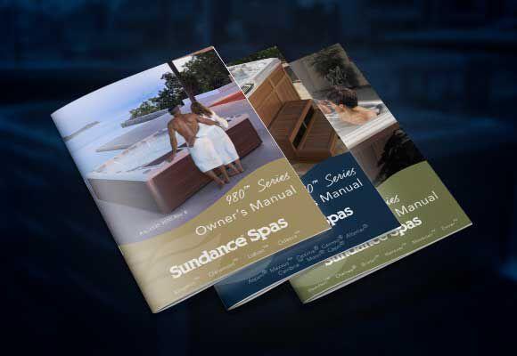 Manuals & User Guides | SundanceSpas.com | Sundance Spas